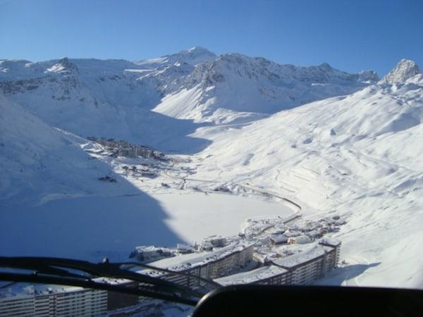 Where to Heli-ski from Les Arcs | Welove2ski
