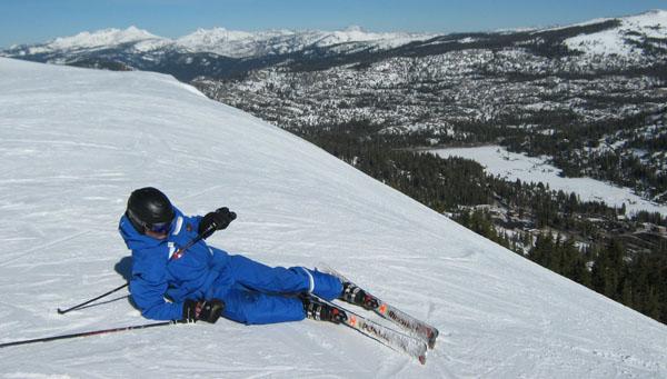 Kirkwood Ski Resort is STEEP | Welove2ski