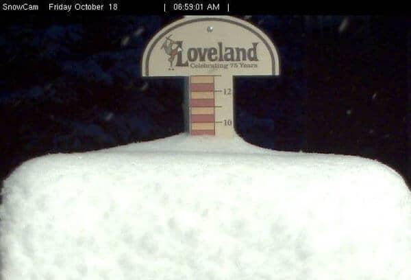 Snow Report, October 21 | Welove2ski