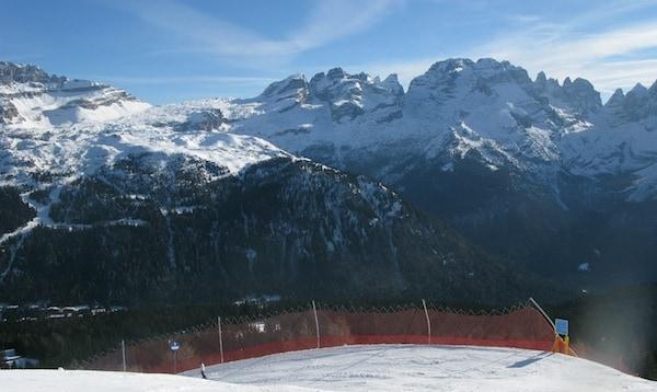 Cinque Laghi, Madonna di Campiglio Ski Map