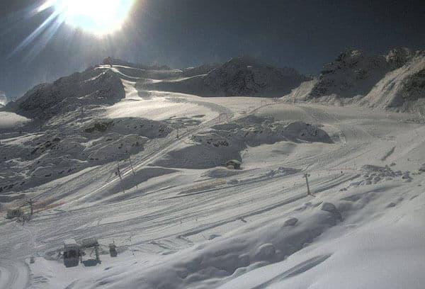 Snow Report, October 14 | Welove2ski