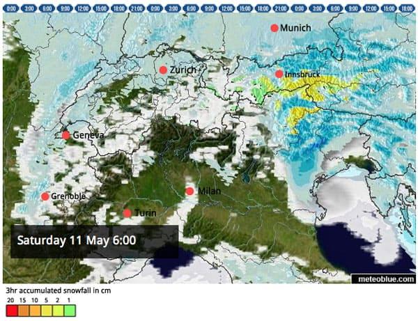 Snow Report, May 9   Welove2ski