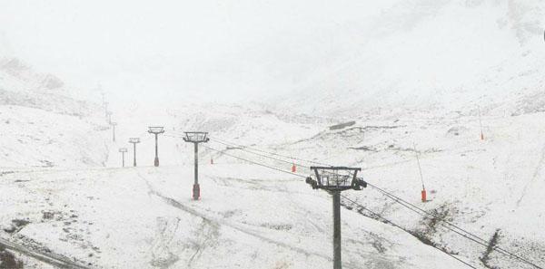 Snow Report, November 4 | Welove2ski