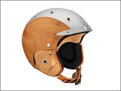 Bogner men's bamboo ski helmet