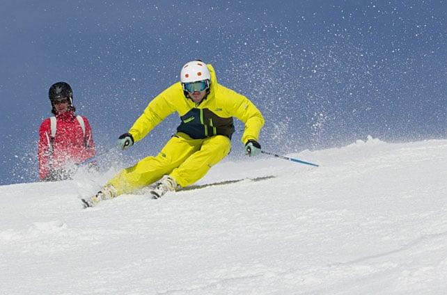 How to Ski Spring Snow | Welove2ski