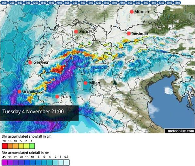 Snow Report, November 3 | Welove2ski