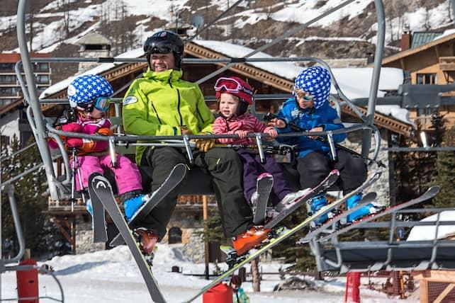 High Season Skiing  Welove2ski