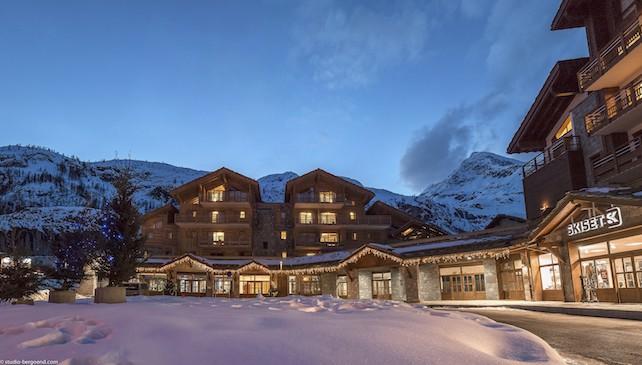 Family Ski Apartments | Welove2ski