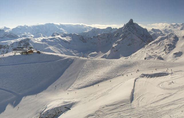 Lots More Sunshine in the Alpine Forecast | Welove2ski