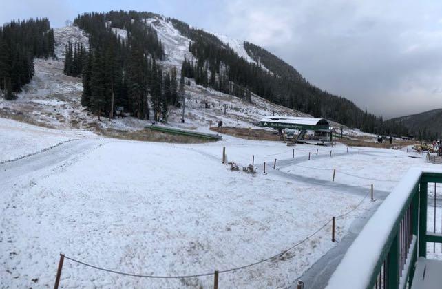 Autumn Snow in the Rockies | Welove2ski