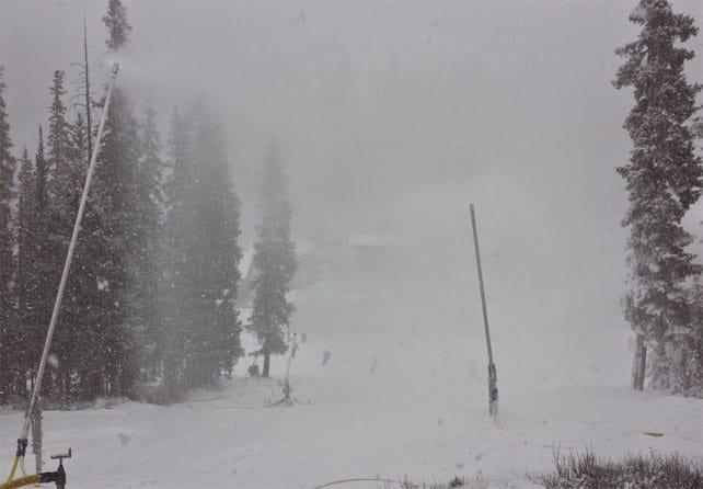 Snow Report, October 28 | Welove2ski