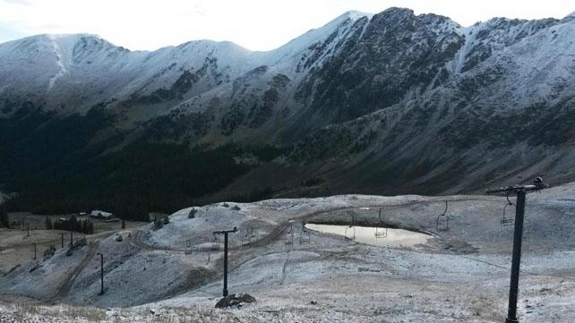 Snow Report, September 8 | Welove2ski