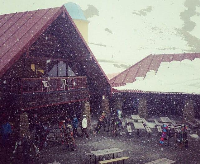 Snow Report, September 15 | Welove2ski