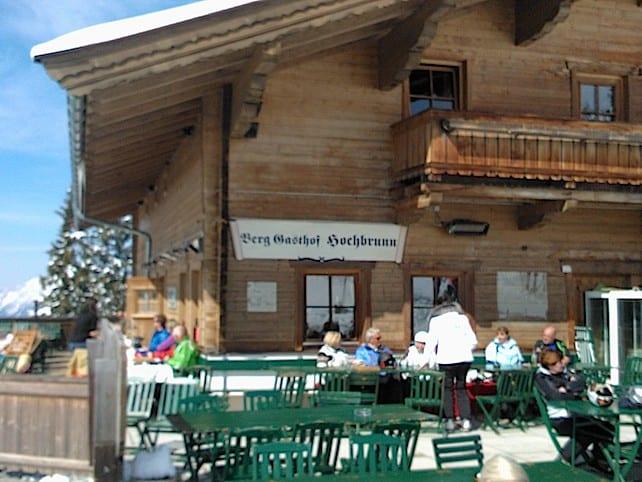 Kirchberg Lunch | Welove2ski