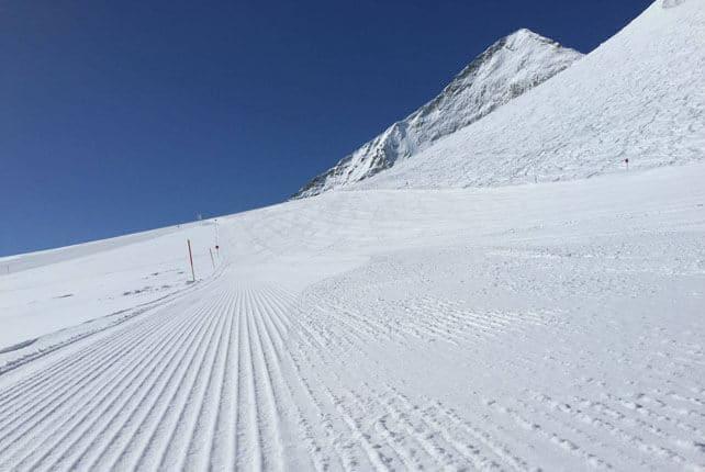 Sunshine and Good High-Altitude Snow, Especially in Austria | Welove2ski