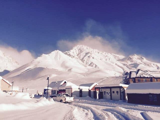 South American Ski Season Off to a Flying Start | Welove2ski
