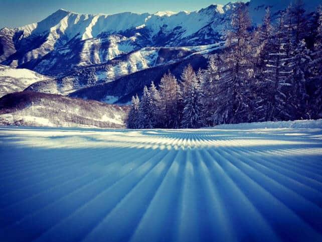 Sunshine Now: A Little More Snow Next Week | Welove2ski