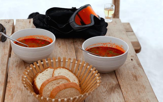 Ski Nutrition | Welove2ski