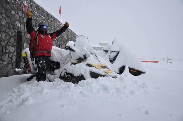 It's Snowing Hard in Australia | Welove2ski