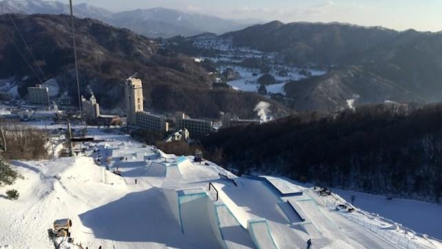 Yongpeong Olympics | Welove2ski