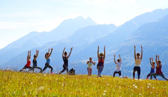 Yoga Festivals | Welove2ski
