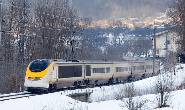 Lyon Train | Welove2ski