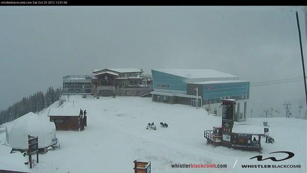 Snow Report, October 22 | Welove2ski