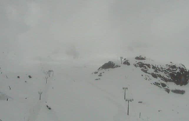 Lots of Pre-Season Snow in New Zealand | Welove2ski